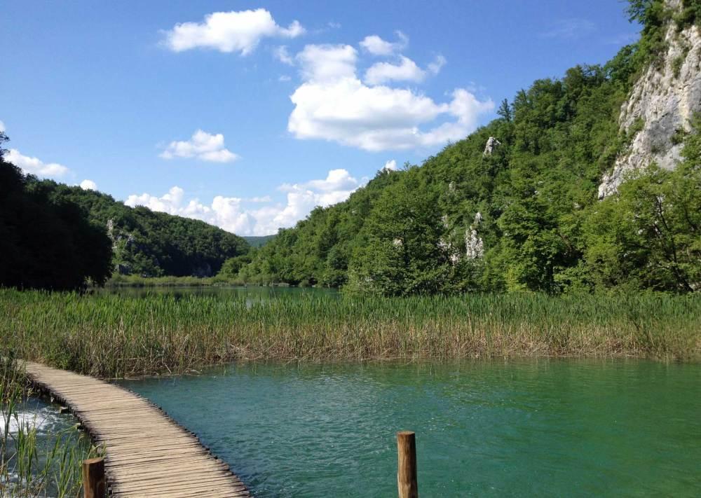 Nationalpark Plitvicer Seen Wetter