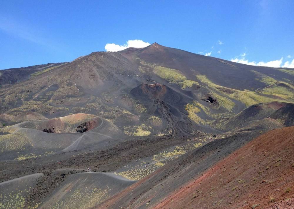 Etna auf Sizilien