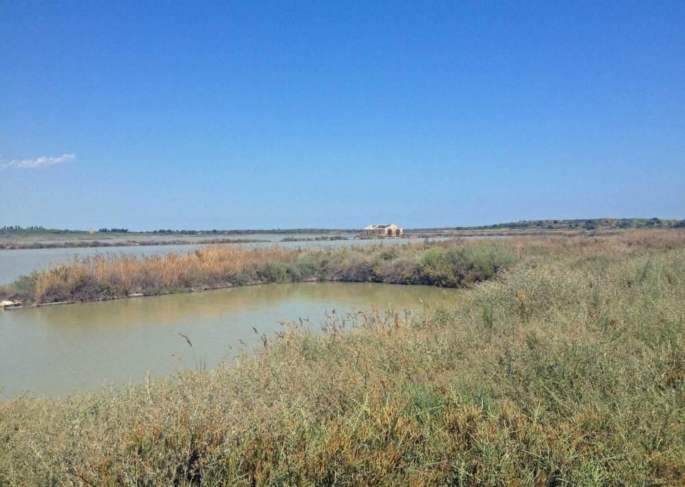 Naturreservat Vendicari auf Sizilien