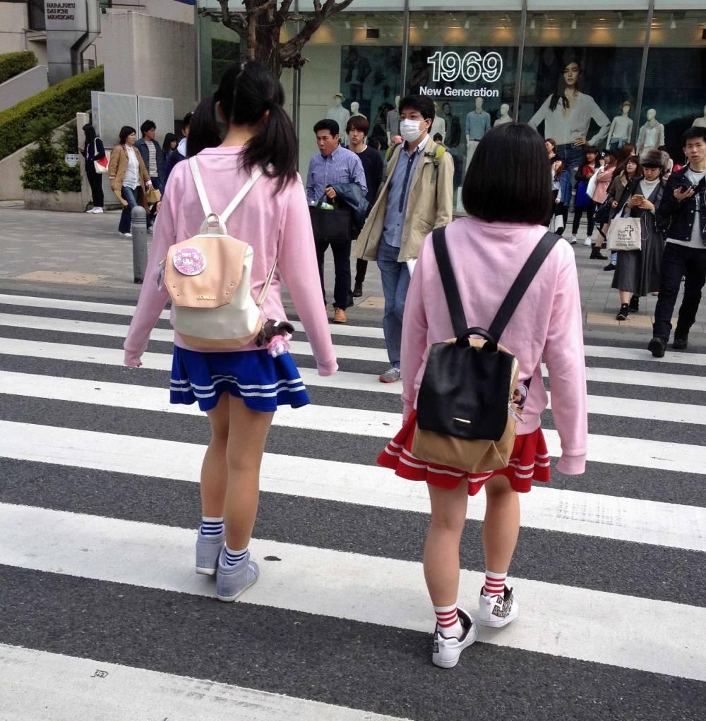 Lolita-Style in Harajuku
