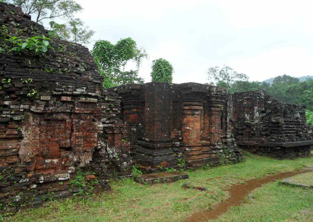 Tempelanlagen von My Son in Vietnam