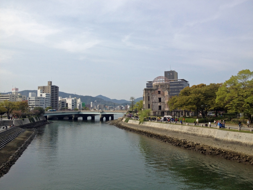 Hiroshima in Japan