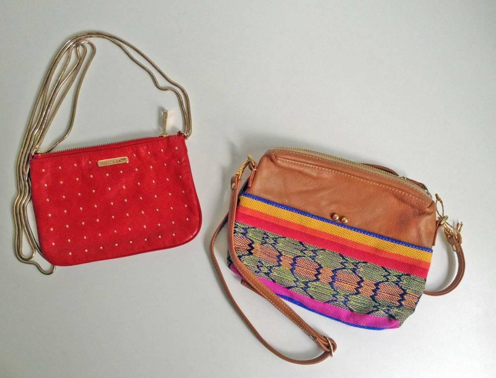Handtaschen aus New York