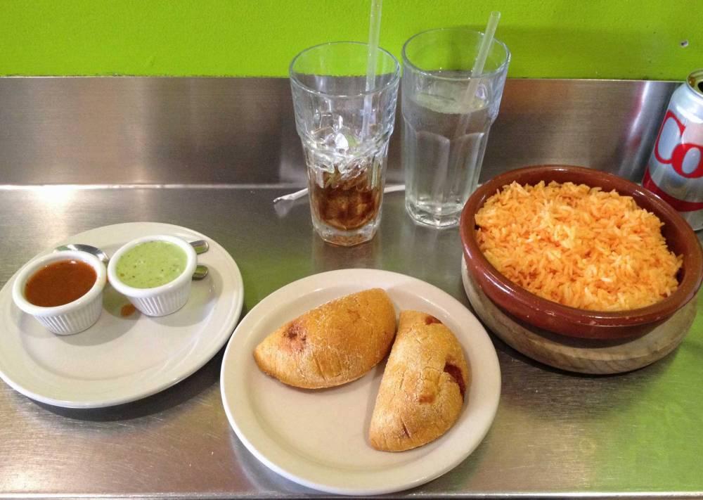 New York Food: Empanadas