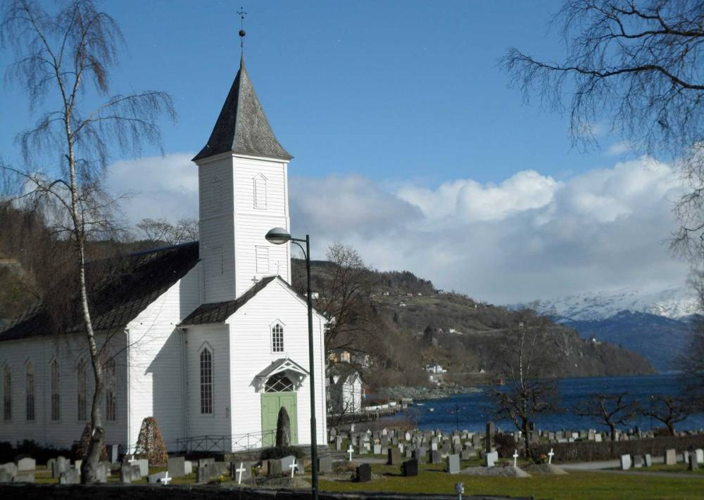 Friedhof in Bergen