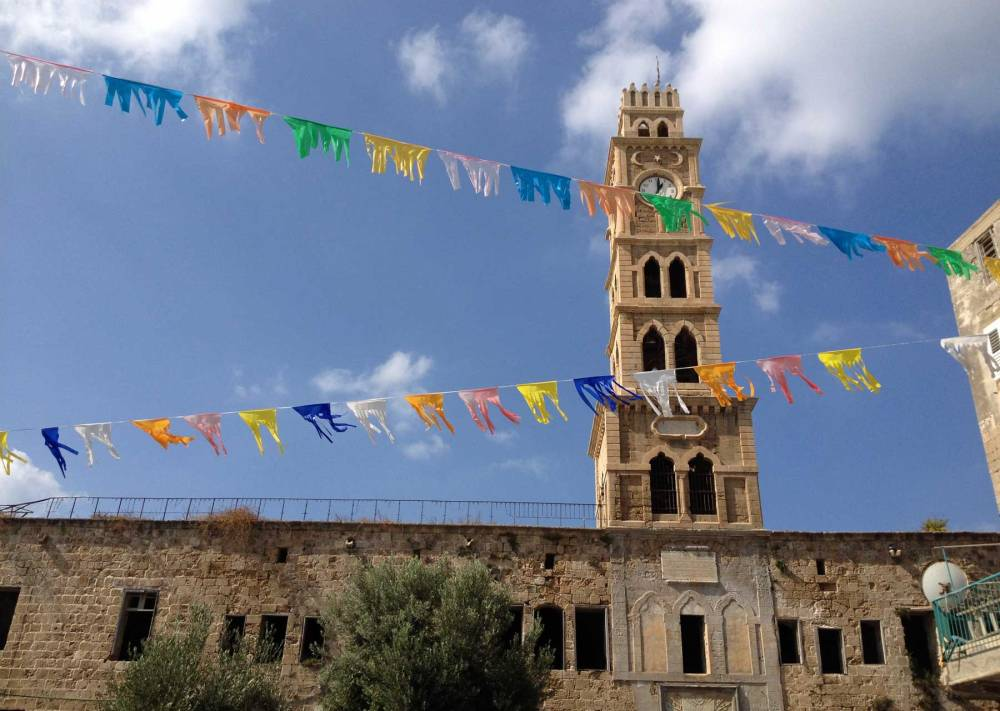 Akko in Israel
