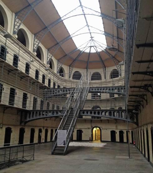 """In Kilmainham Gaol wurde zum Beispiel """"The Escapist"""" gedreht."""