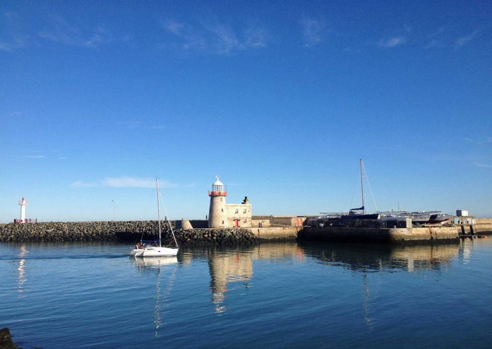 Howth in Irland