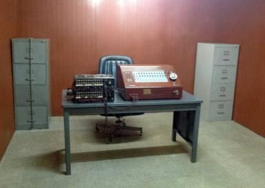 Eine Abhörstation unter der Erde - der Wiedervereinigungspalast war bestens ausgestattet.
