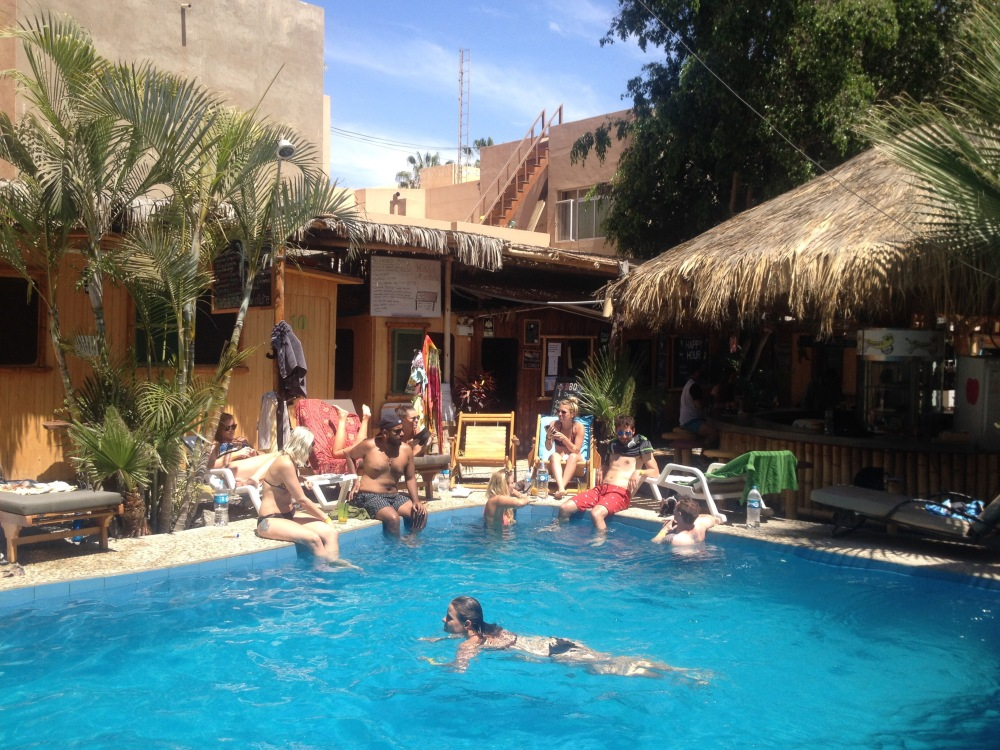 Banana Adventures Hostel in Huacachina