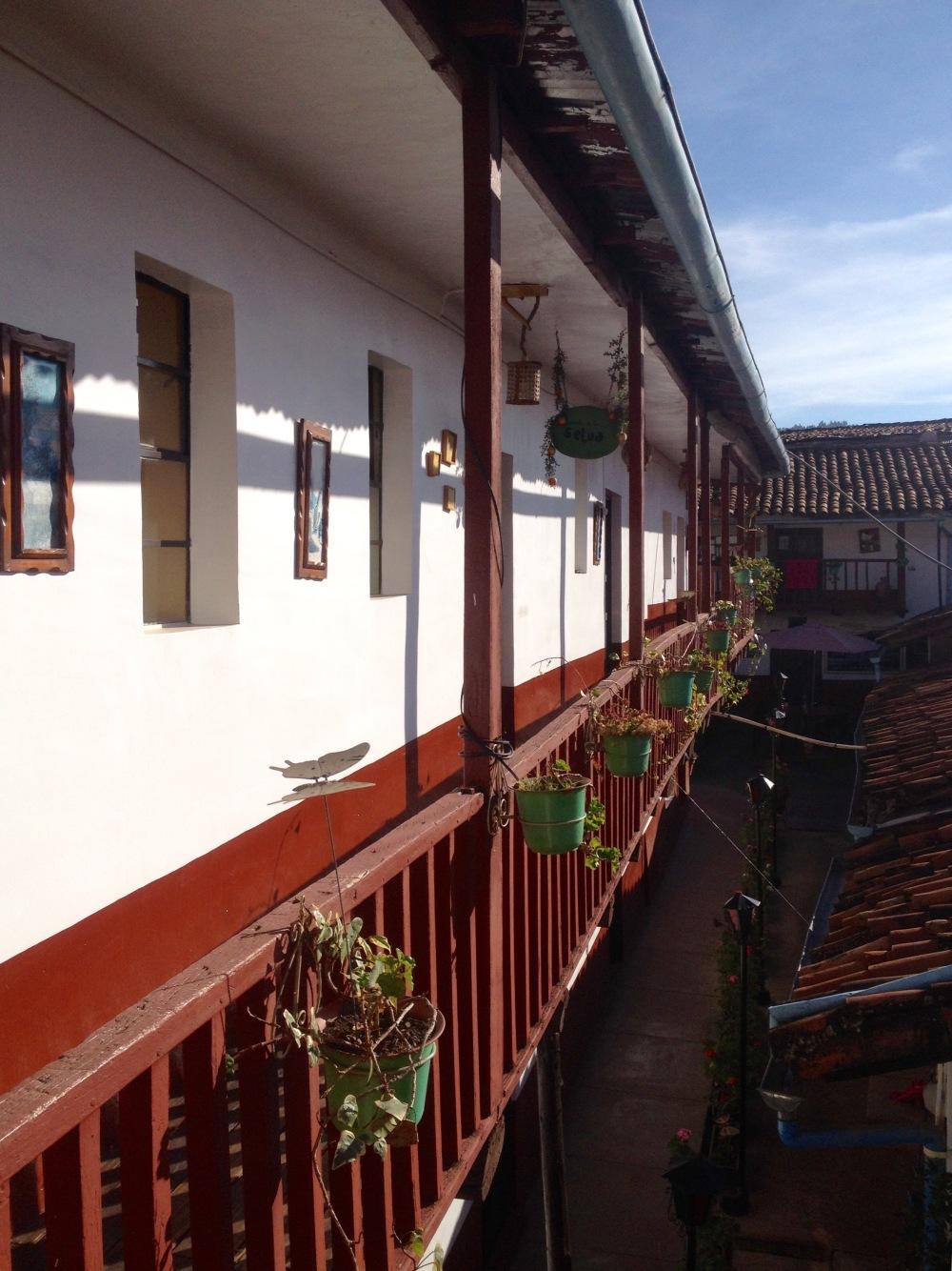 Atawkama Hostel in Cusco in Peru