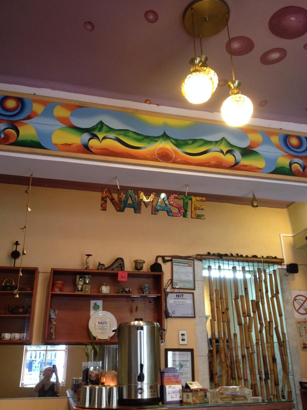Restaurant in La Paz