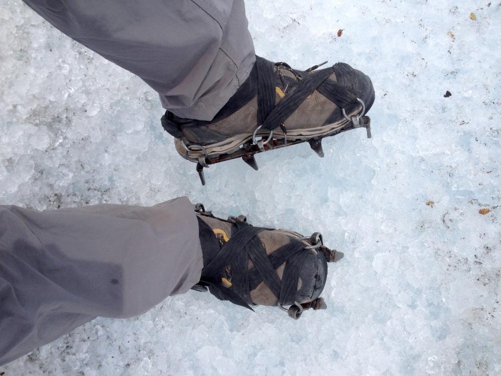 Ice Trekking auf dem Perito Moreno Gletscher