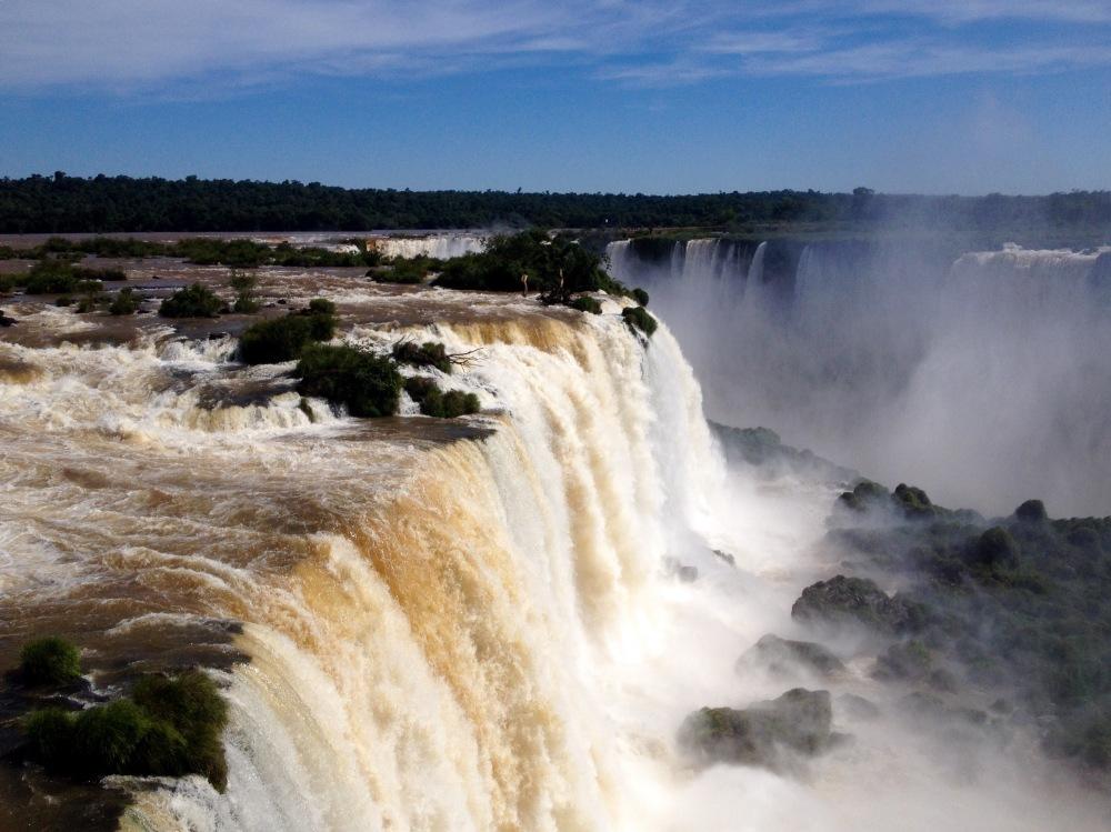 Devils Throat bei Iguazu