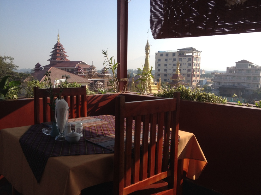 Inle Star Hotel in Myanmar