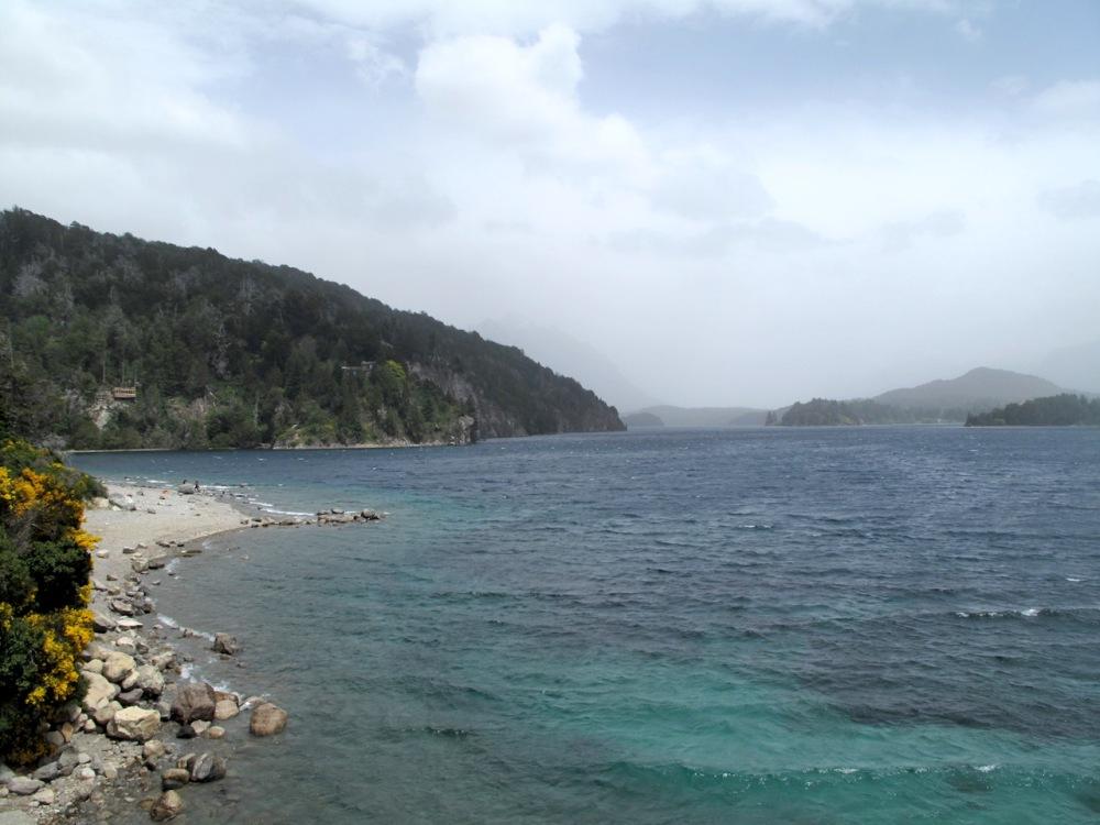 Seengebiet bei Bariloche