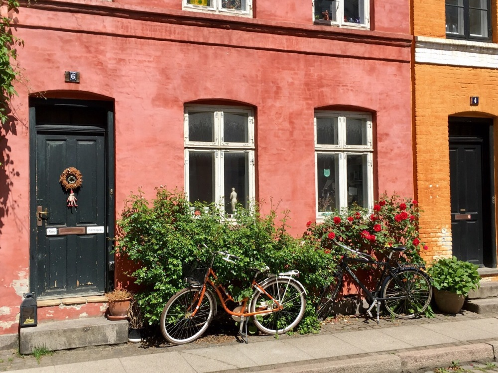 Fahrrad fahren in Kopenhagen