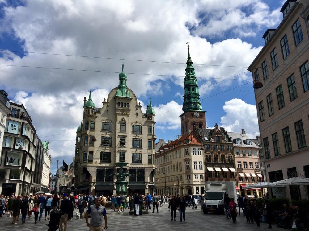 Strøget Kopenhagen