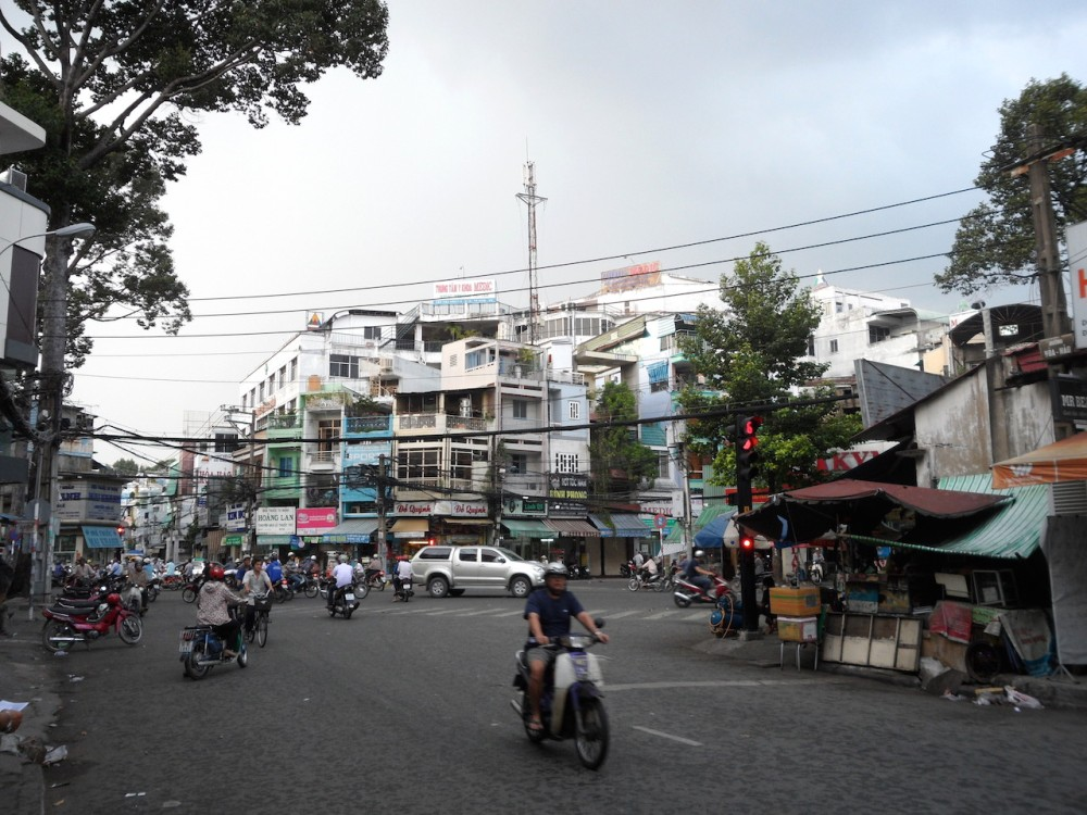 Cholon, die Chinatown von Ho Chi Minh City