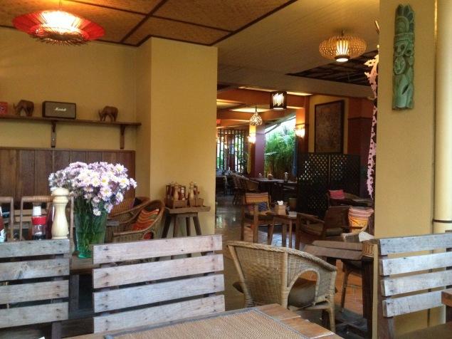 Einer meiner Lieblingsorte in Chiang Mai - das Reform Kafe.