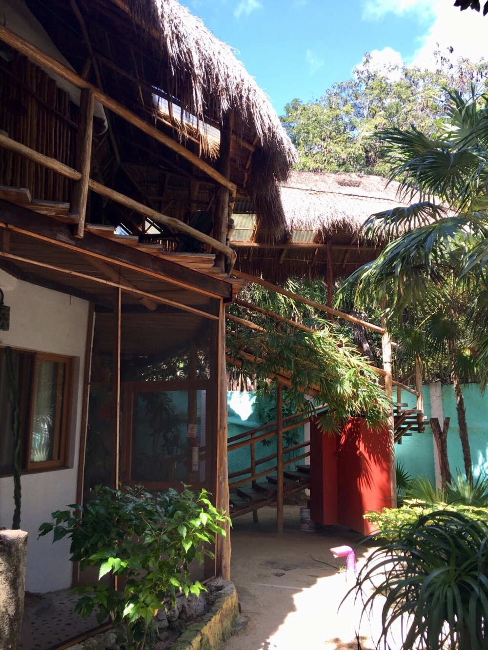 Hostel in Tulum