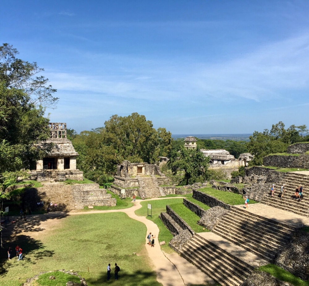 Ruinen von Palenque
