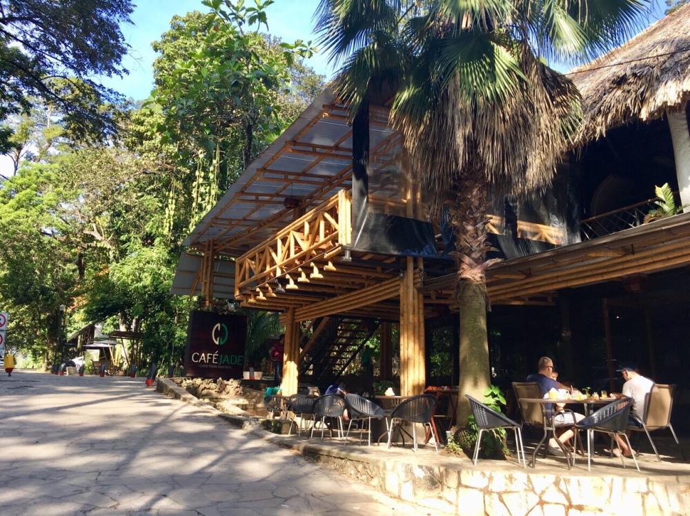 Cafe Jade Palenque