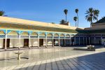 Palast Bahia Marrakesch